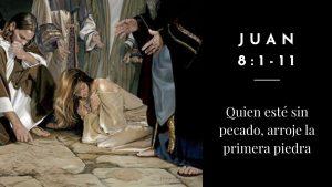 """Culto del domingo 8 de noviembre: """"La primera piedra"""""""