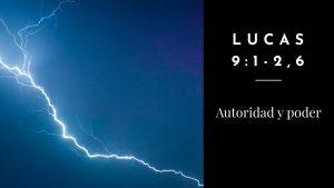 """Culto del domingo 15 de noviembre: """"Autoridad y poder"""""""